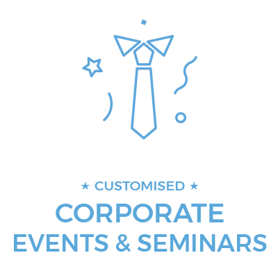 Corporate Events & Seminars